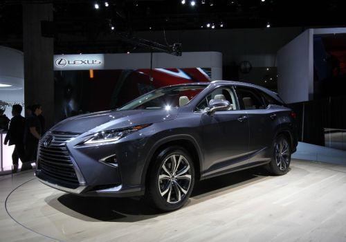 Lexus представил 7-местную версию RX - Lexus