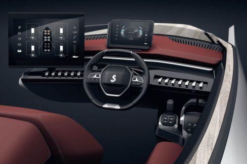 Peugeot адаптировала свою панель приборов для комплектации яхт и катеров