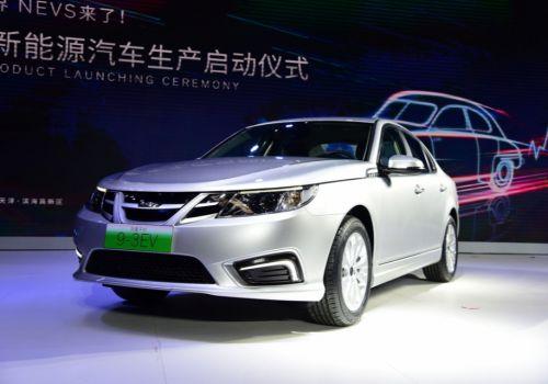 В Китае реанимировали Saab 9-3 под другим брендом - Saab