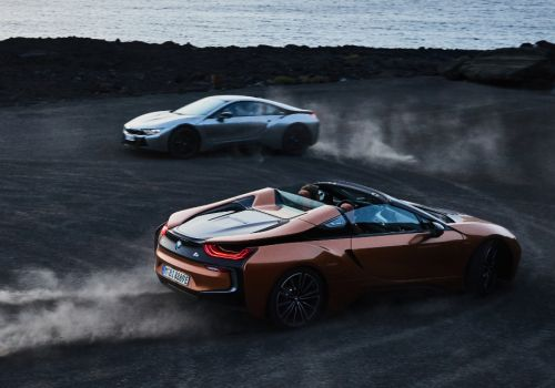 BMW готовит электромобиль с запасом хода 700 км - BMW