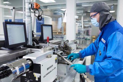 BMW инвестирует 200 млн. Евро в технологии аккумуляторных батарей - BMW