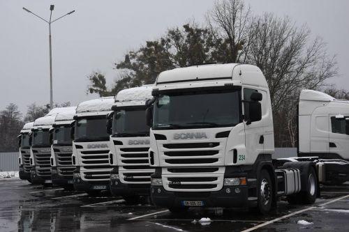 Scania распродает грузовики с пробегом