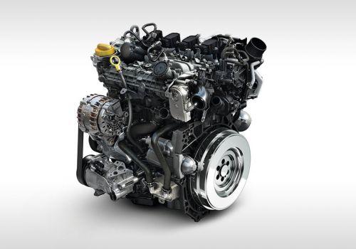Renault-Nissan и Daimler разработали прогрессивный турбомотор 1,3 л 160 л.с. - Renault