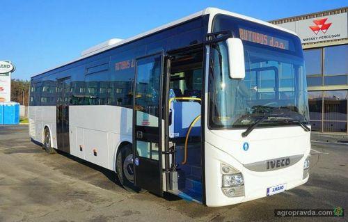 IVECO в Украине активизируется в сегменте автобусов
