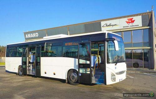 IVECO в Украине активизируется в сегменте автобусов - IVECO