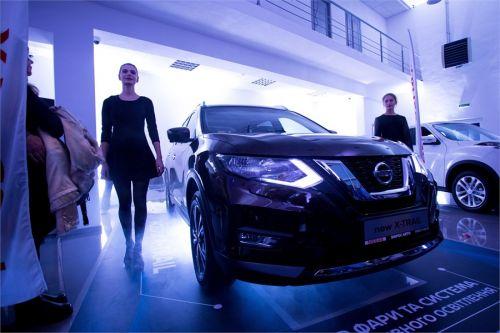 В Кременчуге открылся новый дилерский центр Nissan - Nissan