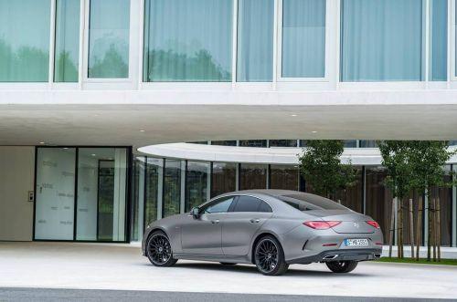 Что нового получил Mercedes-Benz CLS нового поколения - Mercedes-Benz