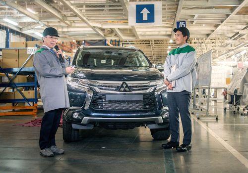 В России будут выпускать еще и Mitsubishi Pajero Sport - Pajero Sport