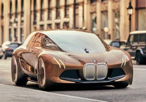 BMW построит крупнейший полигон для испытаний беспилотников - BMW