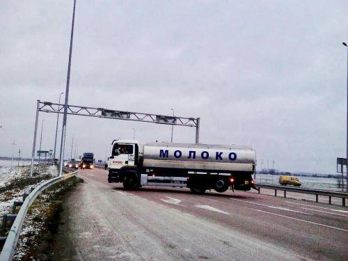 Аграрии на 3 часа перекрыли основные трассы в Украине