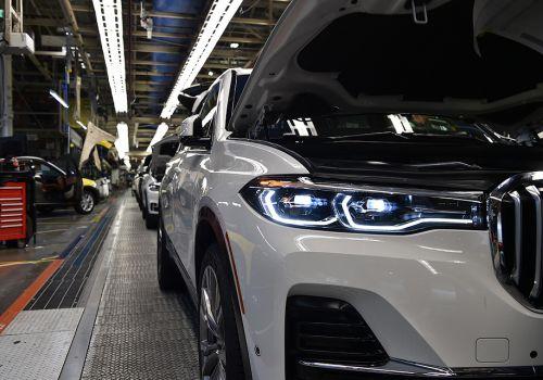 BMW X7 уже на конвейере - BMW