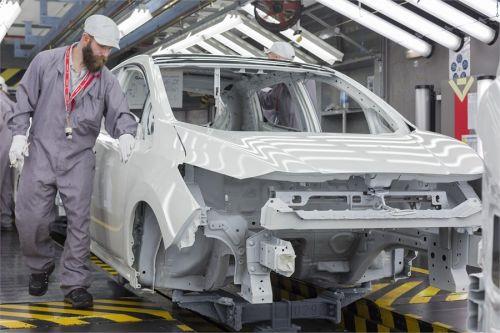 В Европе стартовало производство нового поколения Nissan Leaf - Nissan