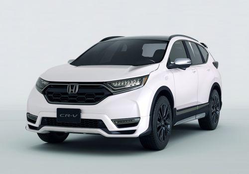 У Honda CR-V появится спортивная версия