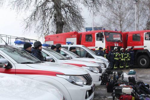 Луганские спасатели пересаживаются на Mitsubishi L200