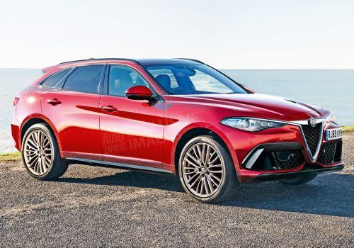 Alfa Romeo к 2020 году готовит еще один кроссовер - Alfa Romeo