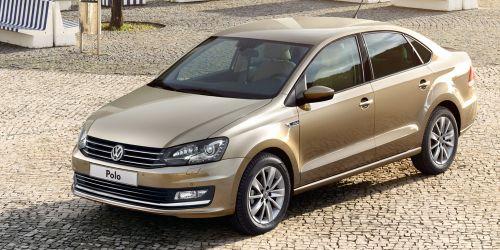 В РФ отзывают 16 065 Volkswagen Polo Sedan - Polo