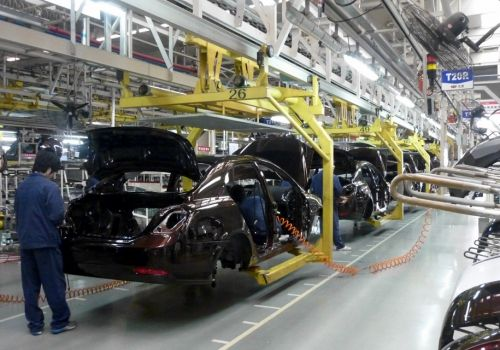 С Нового Года Китай запрещает производство на своей территории 553 моделей автомобилей - Китай
