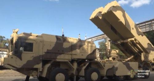 """Украина заканчивает испытания собственного ОТРК """"Гром-2"""", способного поражать цели на дистанции 300 км - Гром-2"""