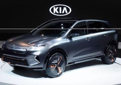 Kia представила электрический Niro - Kia