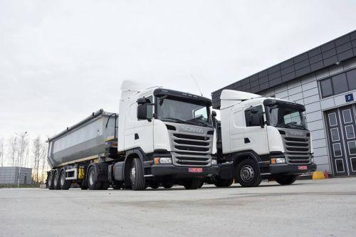 Дороги Волынской области будут строить с помощью Scania - Scania