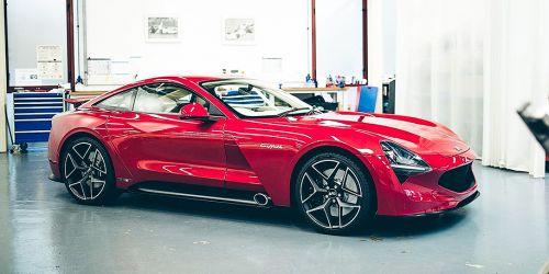 Производителя спорткаров TVR продали за 500 тыс. фунтов