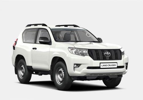 """В """"линейке"""" Toyota Prado появится бюджетная версия - Toyota"""