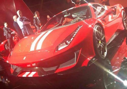 Какой будет Ferrari с 700-сильгным двигателем. Фото - Ferrari