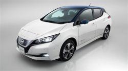 Nissan тестирует дистанцинное управление зарядкой электромобилей - Nissan