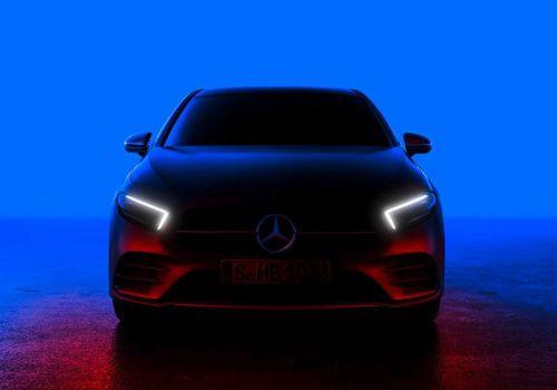 Mercedes-Benz продолжает интриговать новым A-Классом