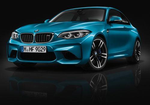"""BMW готовит """"заряженную"""" версию M2 Gran Coupe"""