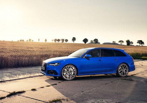 Audi анонсирует 750-сильный универсал RS6 - Audi