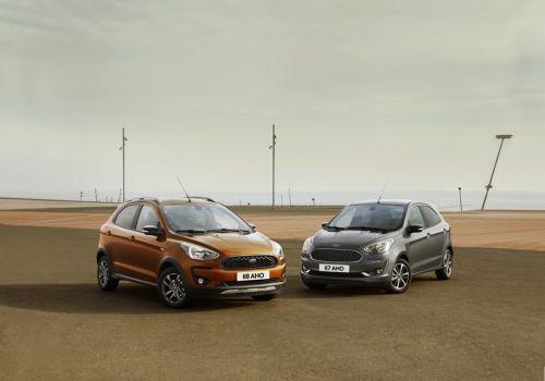 """Ford Ka появится во """"внедорожной"""" версии - Ford"""