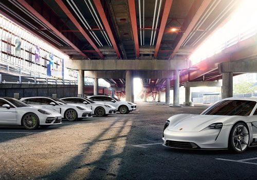 Porsche удвоит сумму инвестиций в электрические версии - Porsche