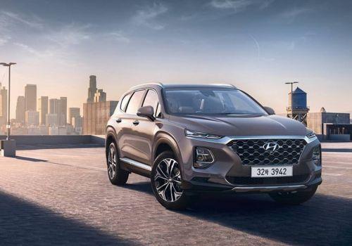 Hyundai представил новое поколение Santa Fe. Фото - Hyundai