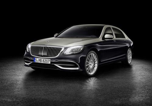 Каким будет обновленный Mercedes-Benz-Maybach. Невероятная роскошь! - Mercedes-Benz