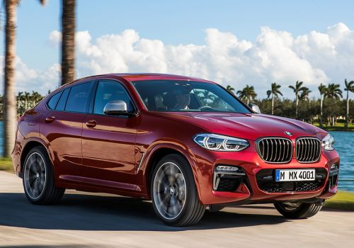 Каким будет новый BMW X4. Официальные фото - BMW