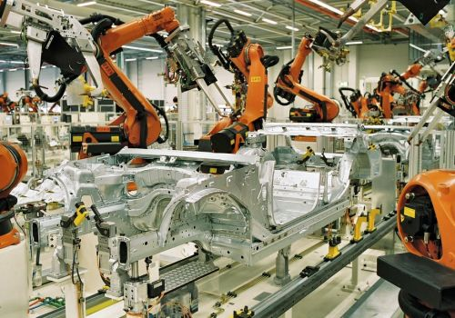 BMW построит завод в России