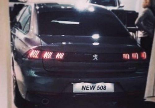 Каким будет новый Peugeot 508. Первые фото