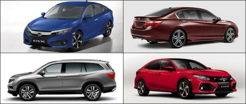 В марте на Honda в Прайд Авто Центр действуют специальные цены - Honda