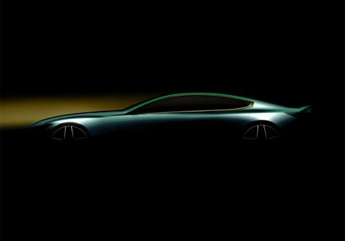 BMW интригует 4-дверным купе 8 серии - BMW