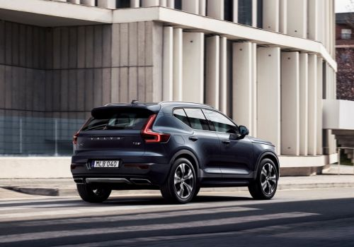 Volvo остановила производство на заводе в Бельгии