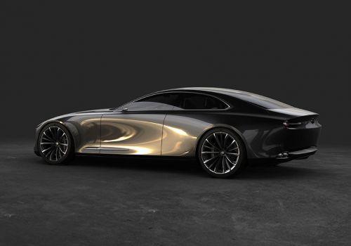 Mazda Vision Coupe назвали лучшим концептом года