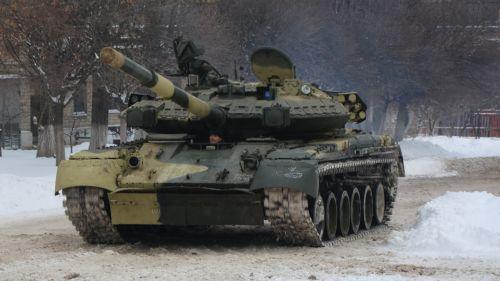 Для ВСУ модернизировали очередную партию танков Т-84 - танк
