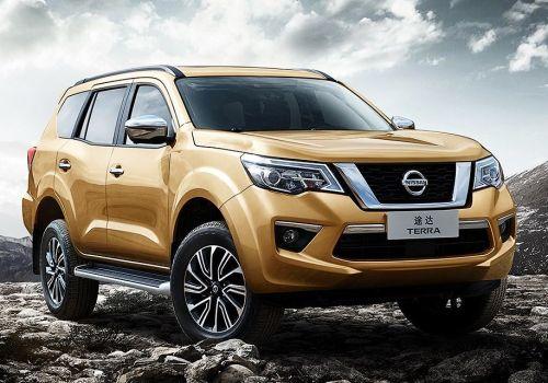 Nissan рассекретил облик нового рамного внедорожника