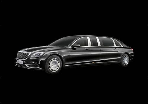 Mercedes-Benz обновил самый роскошный Maybach Pullman - Mercedes-Benz