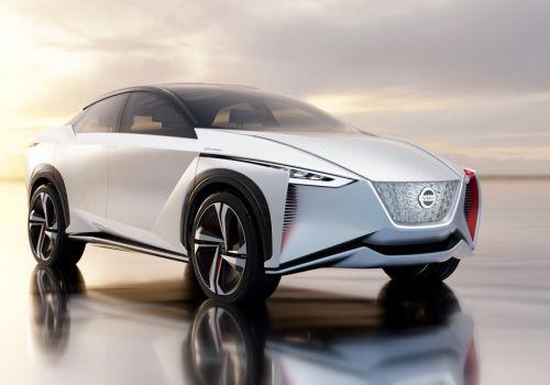 Nissan запустит в серию электрический кроссовер