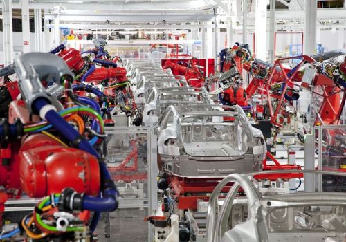 У Tesla проблемы с производством Model 3 из-за бракованных комплектующий