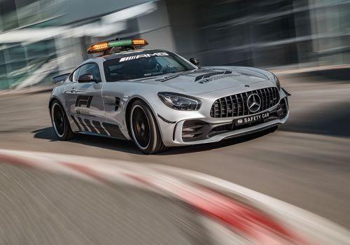 Формула1 получила от AMG самый быстрый safety car за всю историю  - Mercedes-Benz