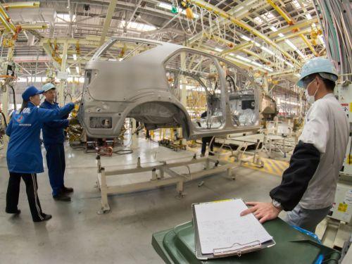Казахстан также перегнал Украину по производству автомобилей и уже экспортирует авто в Китай - Казахстан