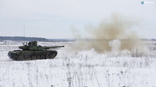 Украина завершила контракт на поставку танков в Тайланд - танк